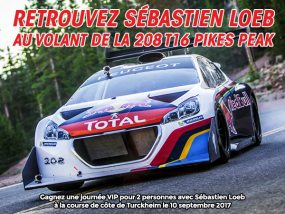 Grand jeu Vitabri / Loeb Events